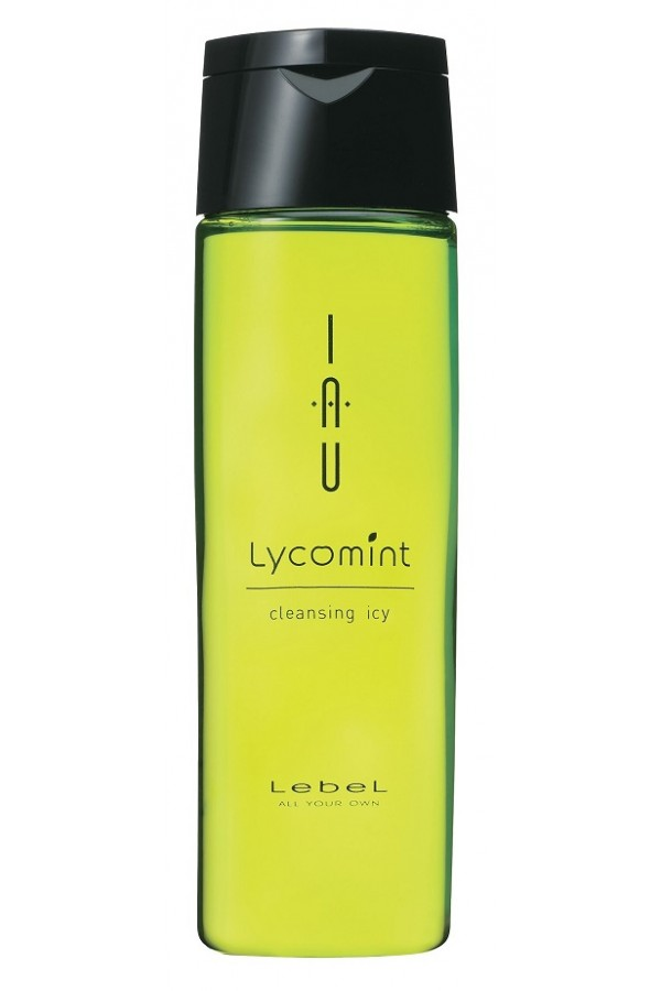 Шампунь IAU Lycomint CLEANSING ICY